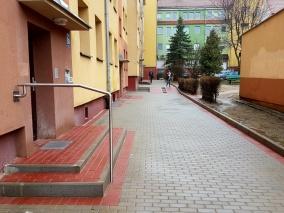 Wykonanie chodników na ul. Grodzkiej w Stargardzie