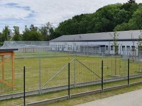 Budowa obiektu inwentarskiego - ZUT, Szczecin ul. Niemierzyńska